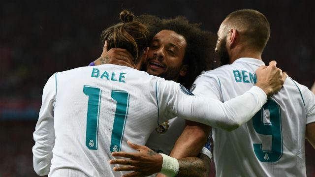 Şampiyonlar Ligi Real Madrid'in işi