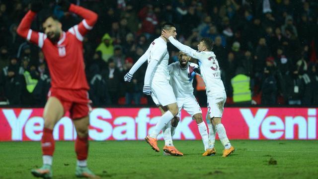 Trabzonspor son anda...