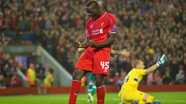 Balotelli'den 19 milyon sterlinlik gol!