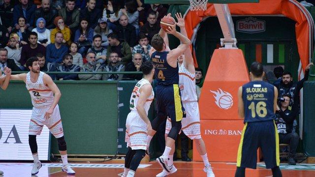 Fenerbahçe 9 maç sonra yenildi