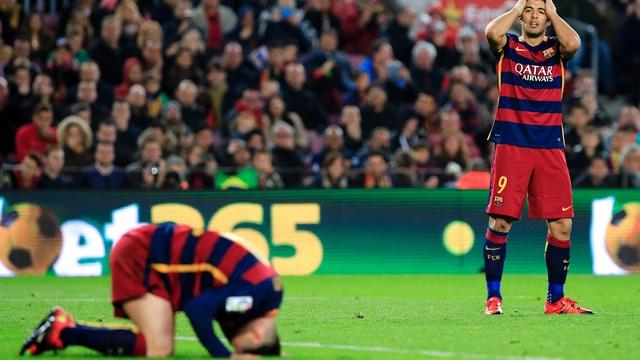 Barça'ya Deportivo şoku!