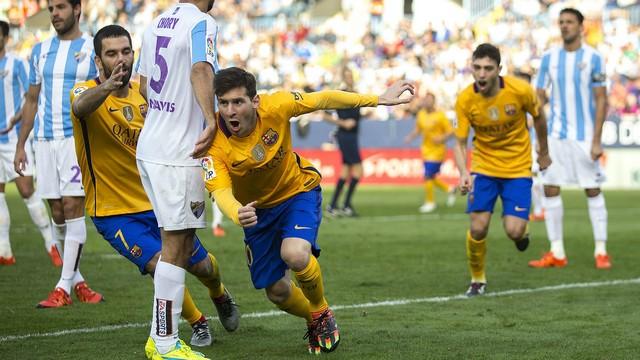 Barcelona 'kasmadan' kazandı!
