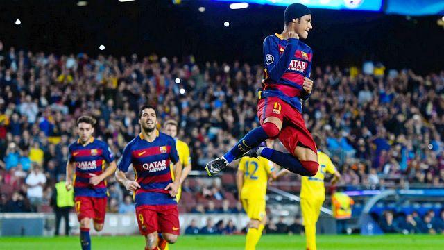 Barça güle oynaya kazandı!