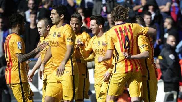 Barça kayıpsız devam ediyor