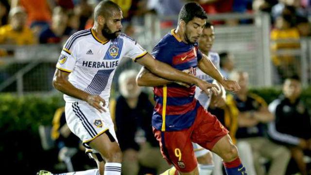 Barcelona Gerrard'ın takımını yendi