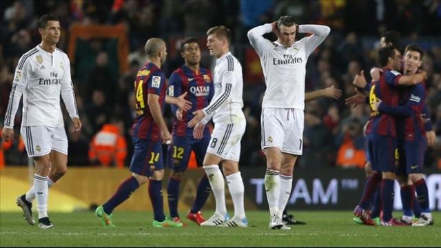 Real Madrid taraftarlarına MEN!