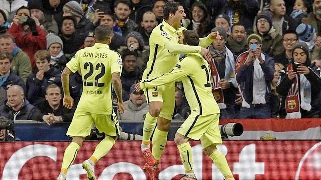 Barcelona çeyrek finale göz kırptı!