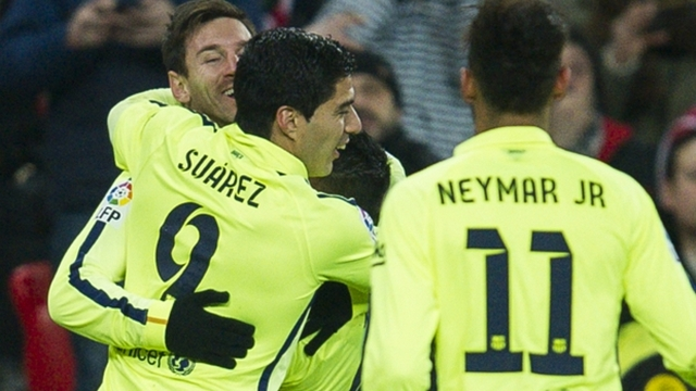 Barcelona fırsatı kaçırmadı