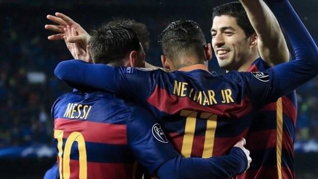 Barça çeyrek finalde!