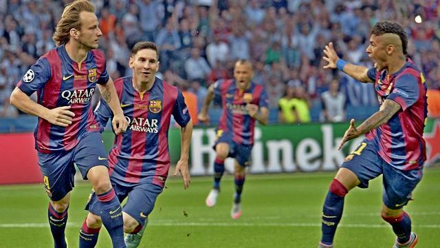 Yılın takımına Barcelona damgası