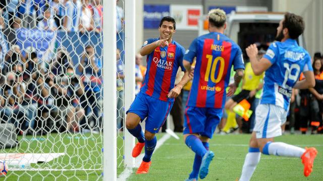 Barça ezdi geçti