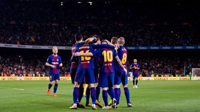 Barcelona zorlanmadan kazandı