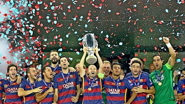 Müthiş maçta kupa Barça'nın!