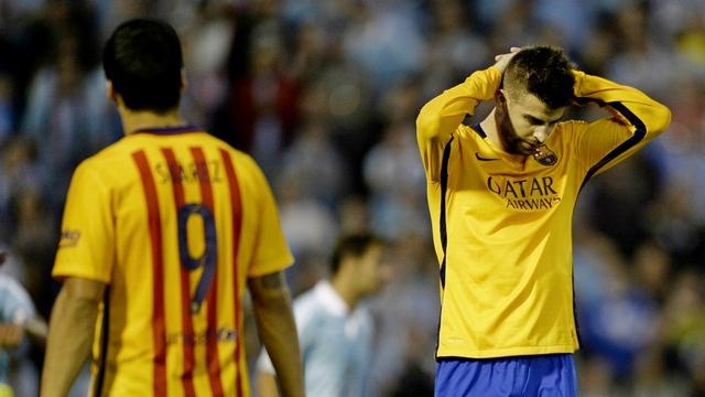 Barça ne olduğunu anlamadı!