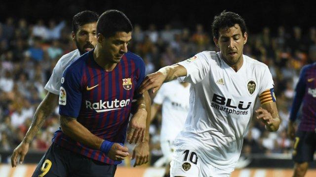 Barça, Valencia deplasmanında da kazanamadı