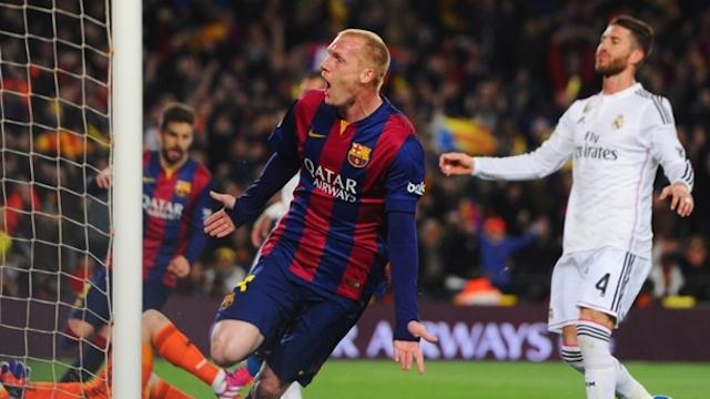 El Clasico'da zafer Barça'nın