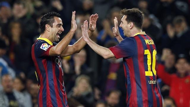 Messi: Onları kıskanıyorum