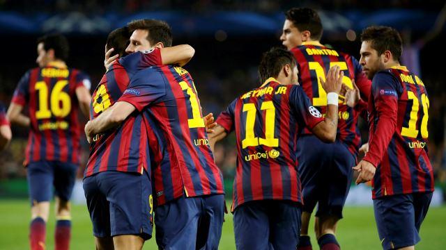 Betis oynadı Barça kazandı