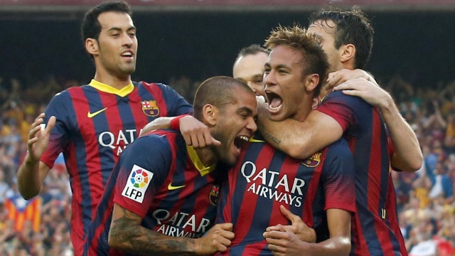 Hayat Barça'ya güzel