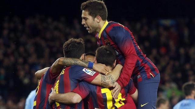 Barça geç açıldı