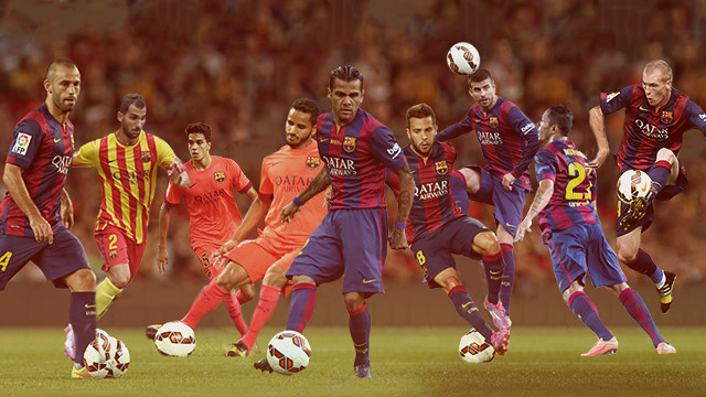 Ne de olsa Barcelona!