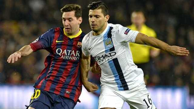 Messi'den Agüero şakası