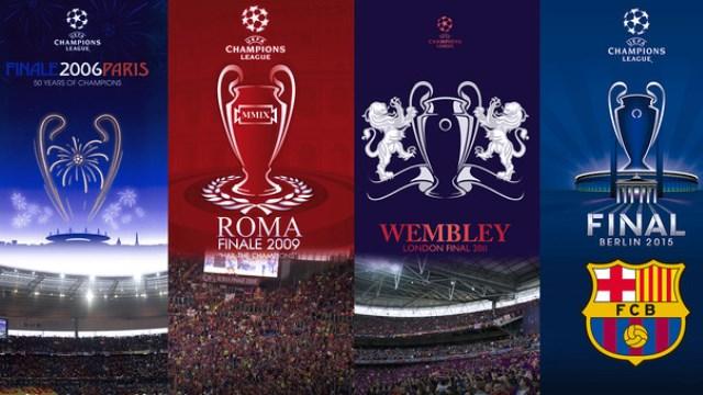 Finallerin takımı Barcelona