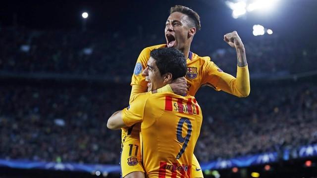 Neymar'dan veda mesajı!