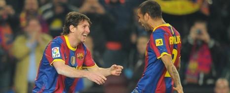 Messi'yle Hala Uzaydalar