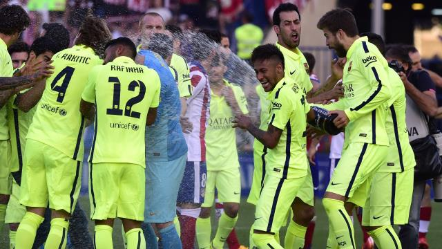 Barça'dan 3 rekor birden