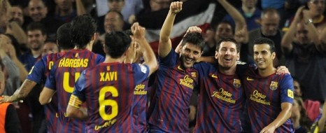 Rekorların Takımı Barcelona