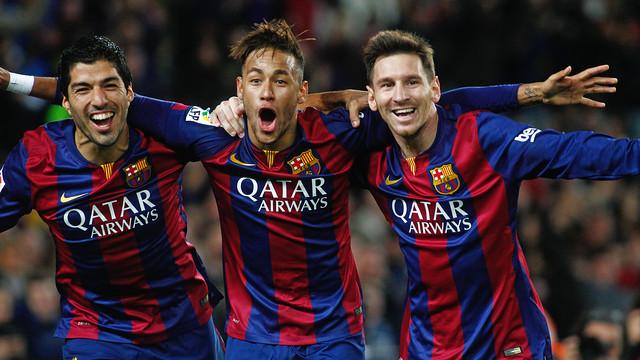 Barça intikamını aldı