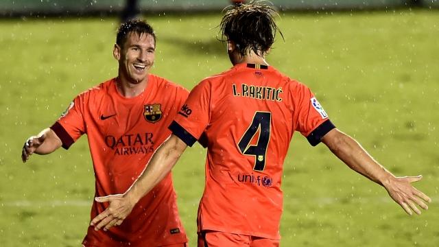 Messi'nin 5 golü kaldı