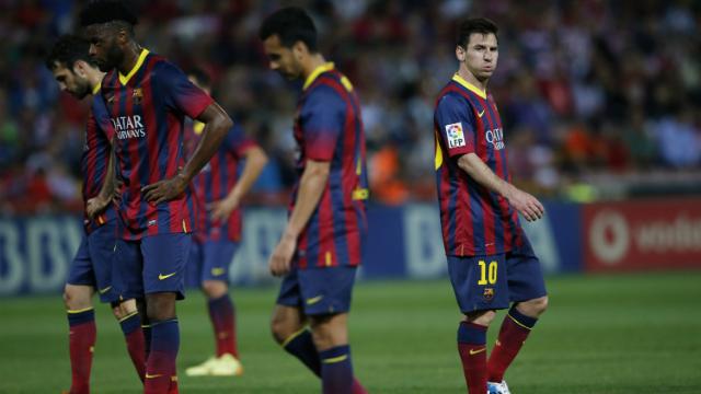 Granada yıllar sonra Barça'ladı