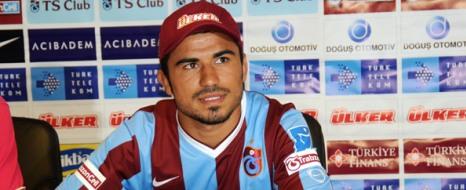 Trabzonspor'dan Mersin'e