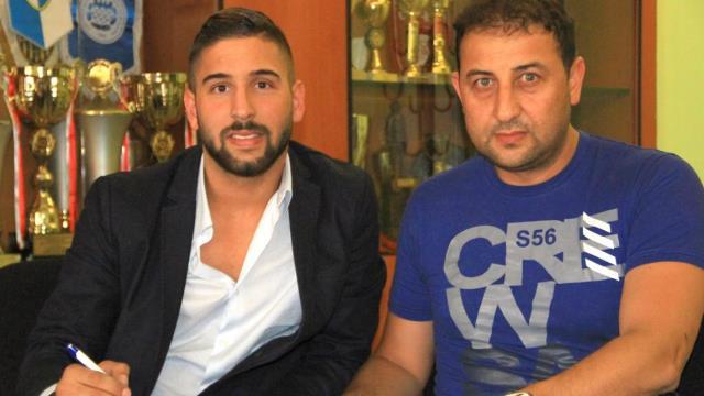 Barış Örücü Torku Konyaspor'da