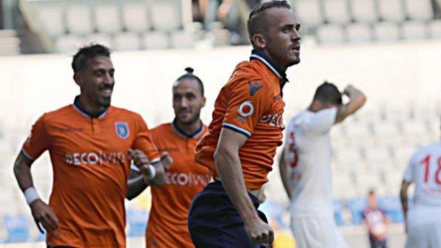 Başakşehir - Kayserispor maçının iddaa tahmini