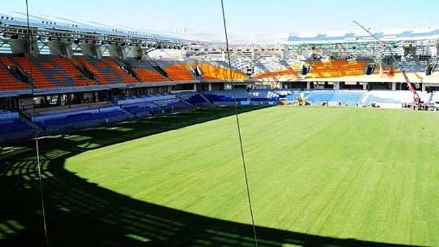 Başakşehir Stadı açılıyor