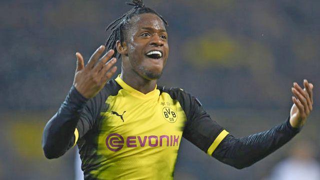 Batshuayi Dortmund'u çok sevdi