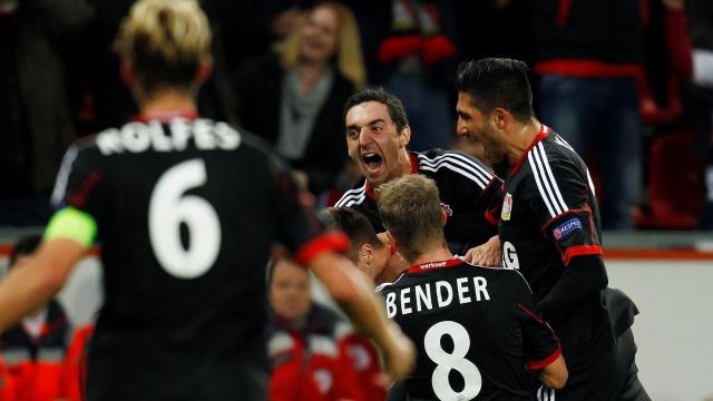 Leverkusen Hegeler'le güldü