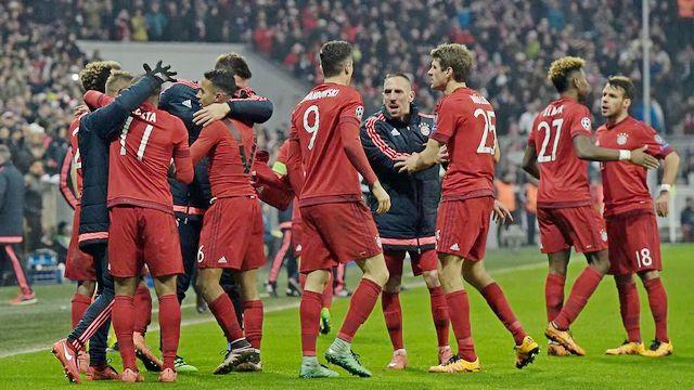 Bayern inandı ve aldı!