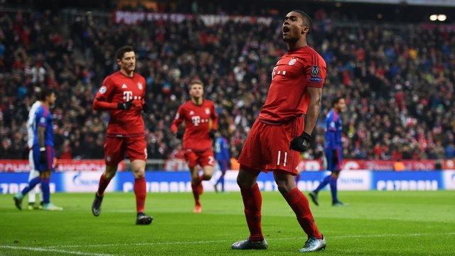 Bayern yine acımadı!