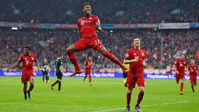 Bayern Arsenal'e acımadı!