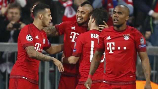 Bayern başladığı gibi bitirdi!