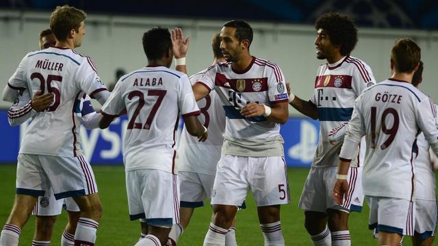 Bayern'den 'dalya' galibiyet