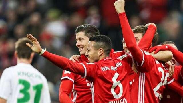 Şampiyon Bayern!