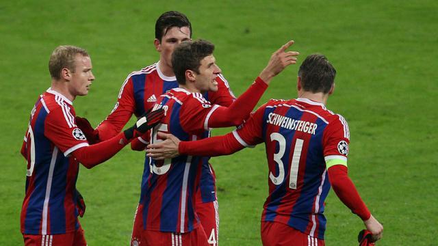 Bayern farka gitti