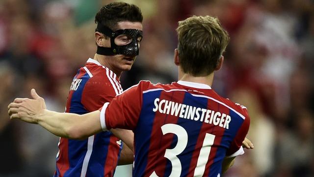 Maç Bayern'in, final Barça'nın