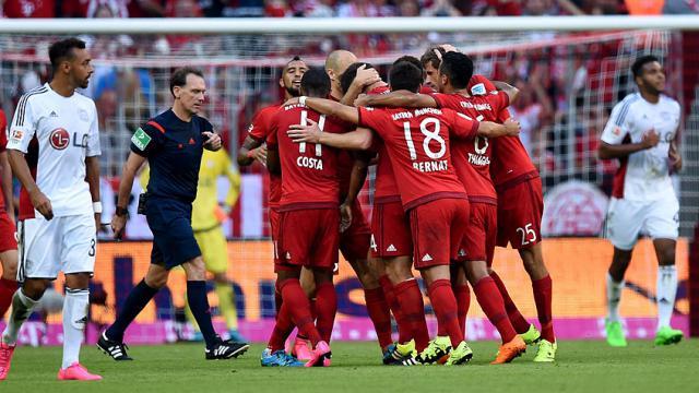 Müller attı, Hakan üzüldü!