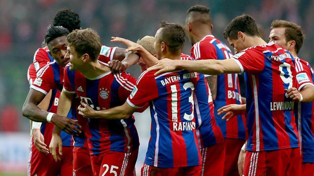 Bayern'den her zamanki tarife!
